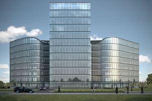 Biuro do Wynajęcia, ul.Domaniewska 34A, Warszawa - Ambassador Office Building