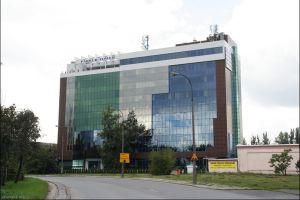 Biuro do Wynajęcia, ul.Kłobucka 25, Warszawa, Mokotów - Parkur Tower