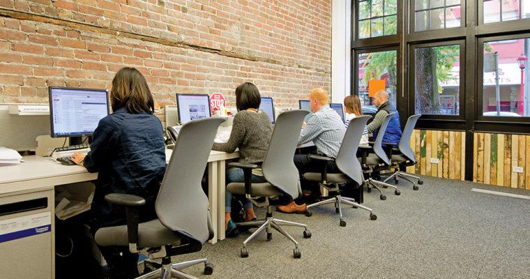 Na czym polega fenomen coworkingu?