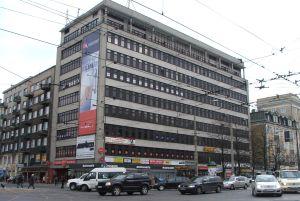 Biuro do Wynajęcia, al. Solidarności 117, Warszawa, Wola - Centrum Biurowe Bipromasz
