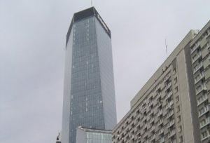 Biuro do Wynajęcia, Al. Jana Pawła II 22, Warszawa, Śródmieście - Biurowiec Q22