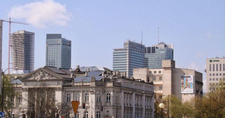 8 ciekawych miejsc w Śródmieściu Warszawy, które warto zobaczyć