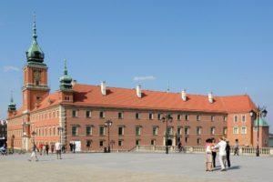 Zamek Królewski na Warszawskim Śródmieściu